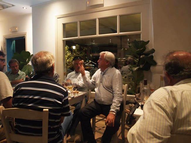 Μια βραδιά με τον Π.Ζουμπούλη