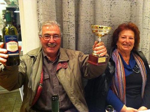 Γιάννης & Μαρία Χανιώτη-το 2ο βραβείο