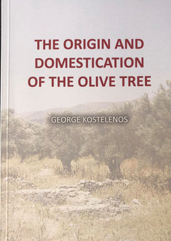 The origin of the olive tree